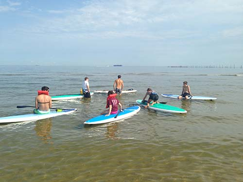 Waterman Surf Camp 1