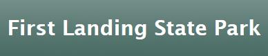 first-landing-state-park-logo